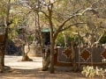 bushveld game walk, entrance