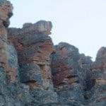 3-4 hours walk to the Wolfberg cracks-return