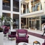 Queen Victoria Hotel Atrium 3