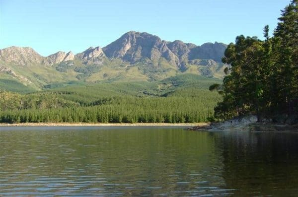 Hiking from Lourensford Estate