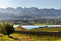 Cycling trails in Stellenbosch