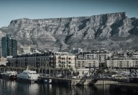 Two of the most popular attractions in Cape Town
