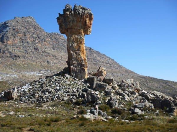 Cederberg Drive and Hike