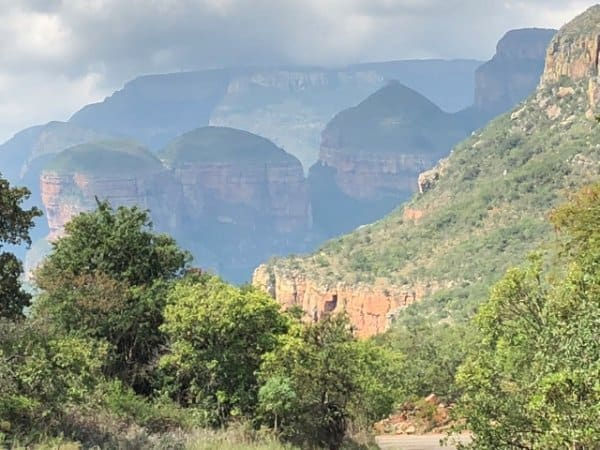 Kruger and Canyon Hikes