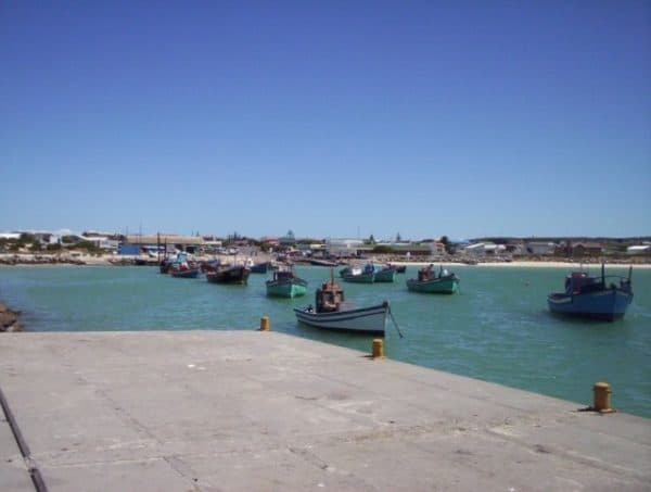 Visit Struisbaai harbour on Southernmost walk or Shipwreck and Southernmost cycling tour