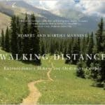 Cover of book- Walking Distance-includes Cape Winelands Walk
