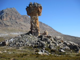 Walking tours South Africa
