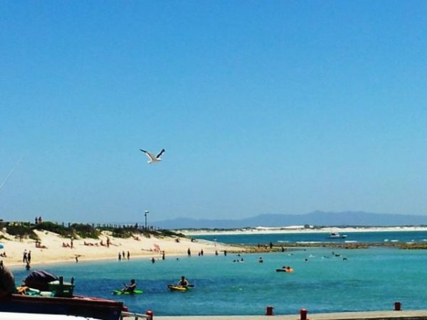 Walk or cycle from Arniston to Struisbaai- one of the longest continuous beaches