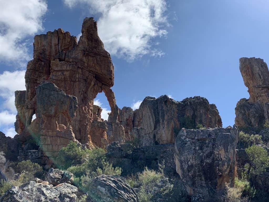 Window rocks, Cedeberg