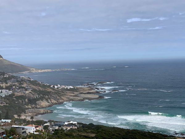 Clifton beach, Cape Peninsula cycling