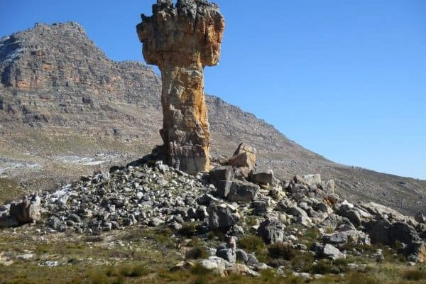 Drive and Hike to Maltese Cross, Cederberg